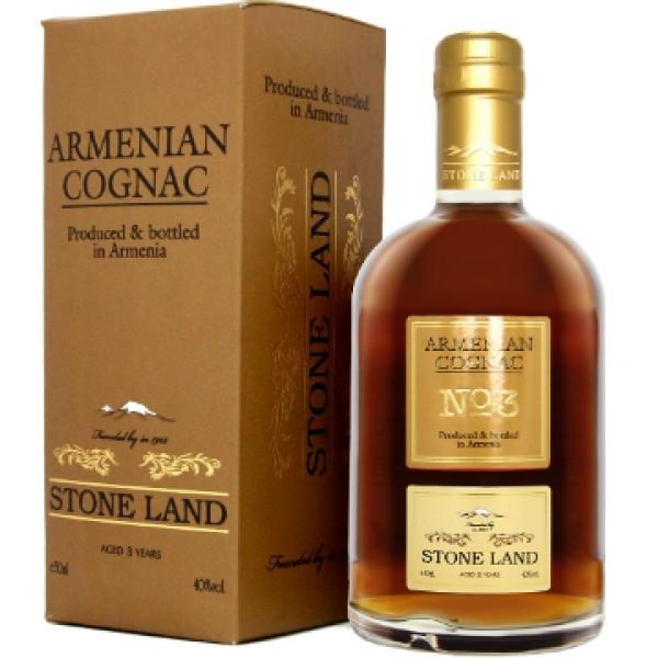 Армянский Коньяк Страна Камней 7