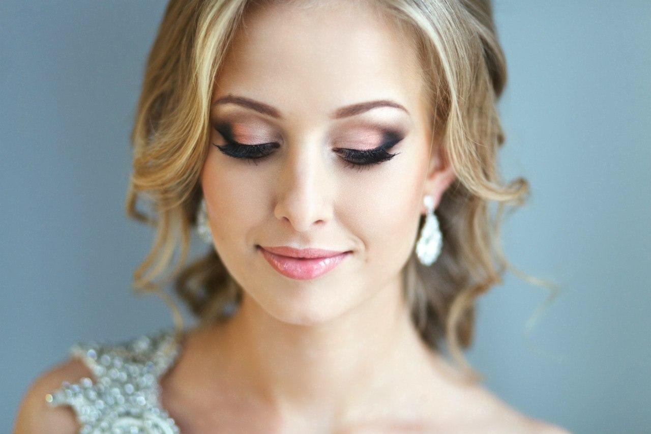 Макияж для красивой невесты