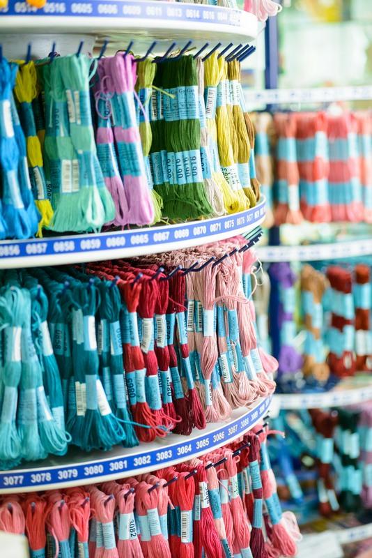 Всё для шитья и рукоделия в хабаровске