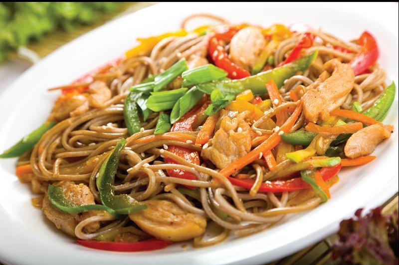 Китайская лапша рецепт с фото