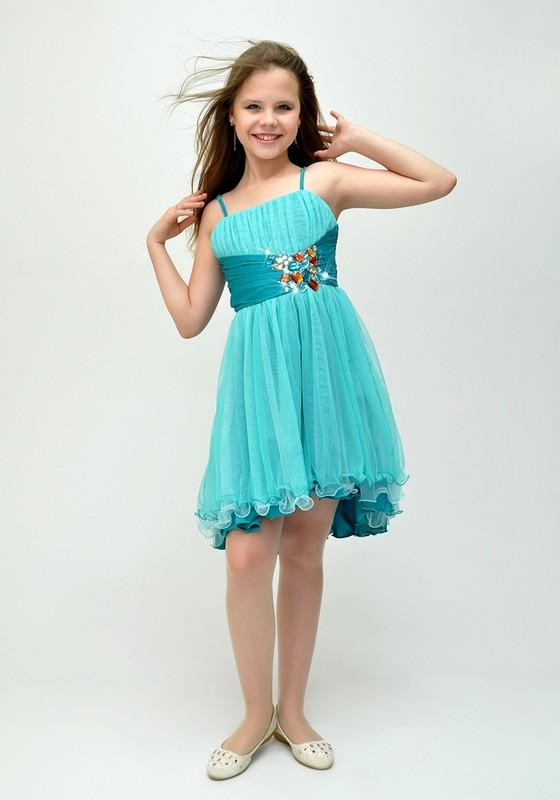 Платье На Подростка 14 Лет Купить