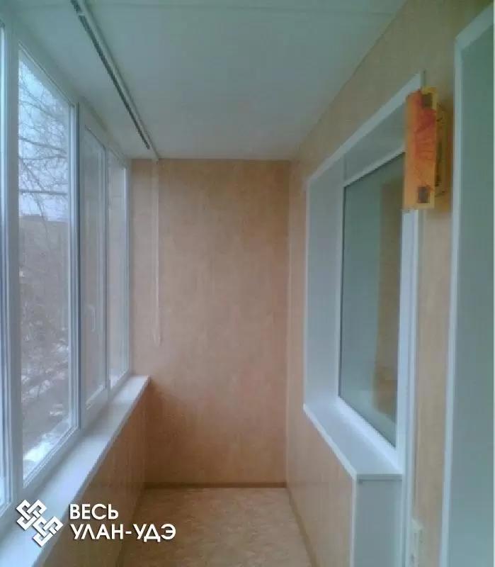 Фото обшивки балконов внутри. - примеры ремонта - каталог ст.