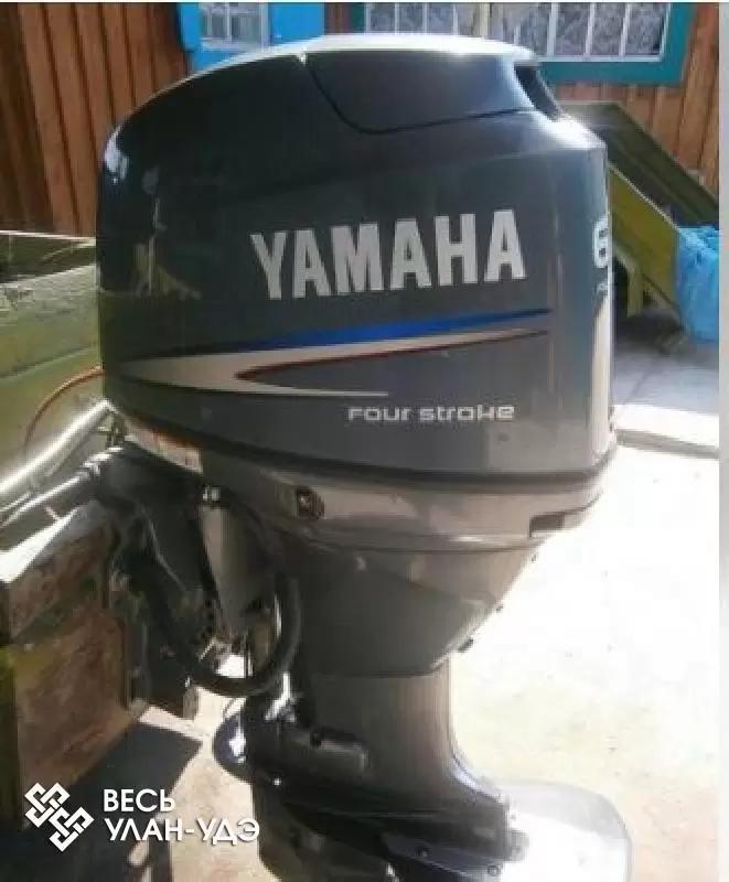 Подвесные лодочные моторы Yamaha (Ямаха)