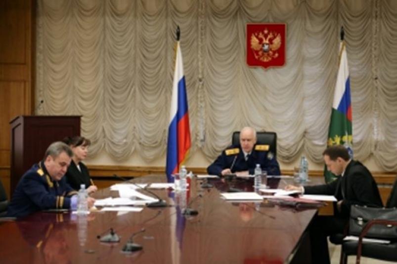 СК России займется делом о пропаже жителя Приморья, работавшего на промысле в море