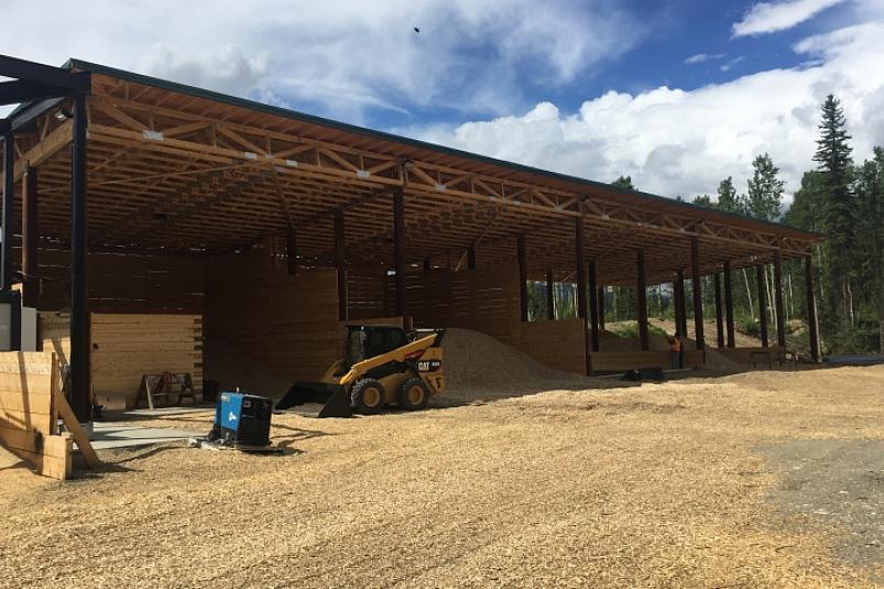 На севере Приморья могут появиться электростанции на древесных опилках