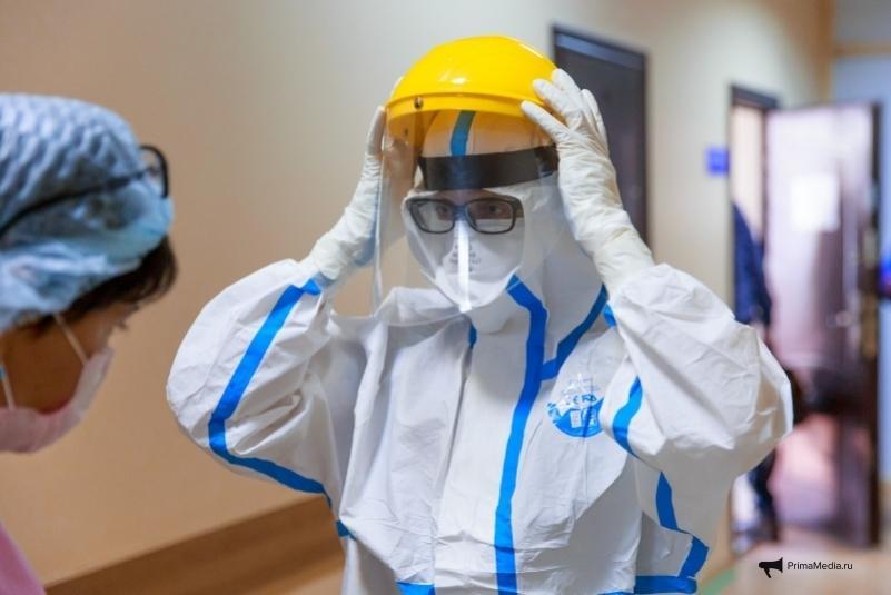 Статистика на 24 января: в Приморье COVID-19 заболели 220 человек