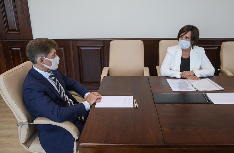 К контролю за природоохранным законодательством в Приморье подключится Госдума