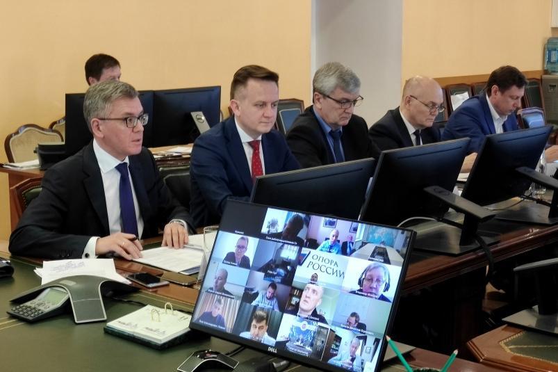 Общественный совет утвердил публичные цели Росрыболовства на 2021 год