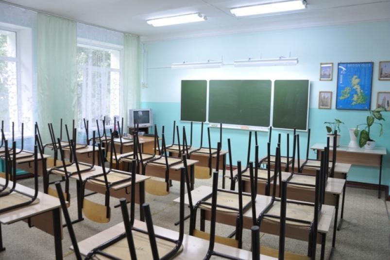 Из-за нескольких случаев COVID учеников двух школ Артёма перевели на
