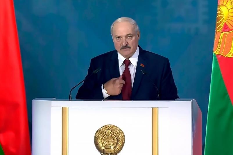 Лукашенко снова упомянул Владивосток в своей речи о безопасности границ Отечества