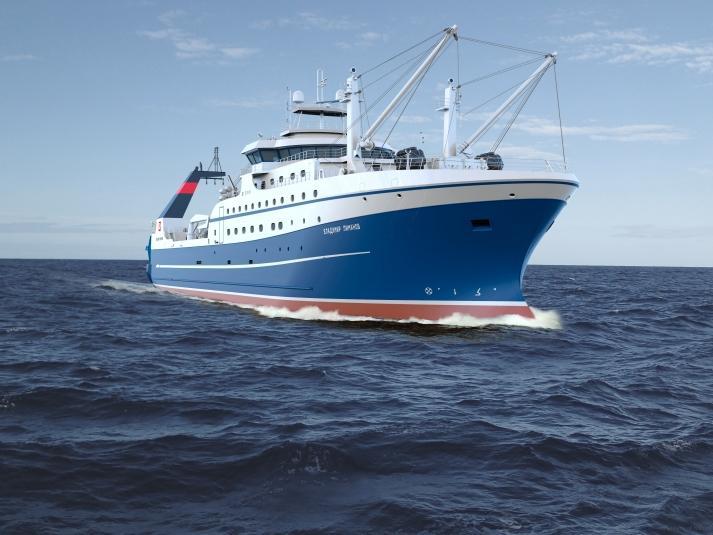Обновление флота позволит Русской Рыбопромышленной Компании снизить выбросы CO2 в 2 раза