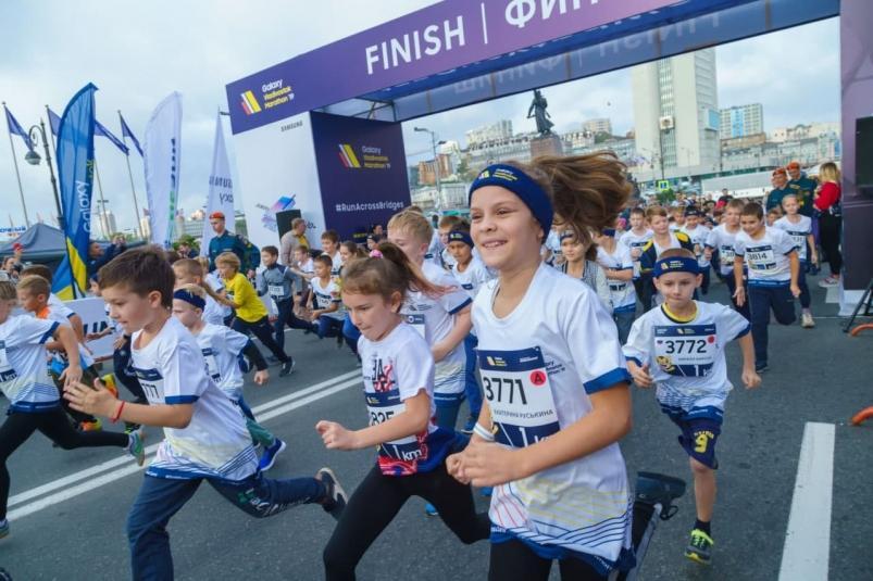 Юбилейный Galaxy Vladivostok Marathon пройдет уже в эту субботу, 25 сентября