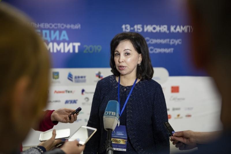 Вера Щербина: В Приморье работает план по преодолению последствий эпидемии