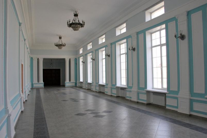 Работы по капремонту Дворца культуры угольщиков в Артеме выполнят в конце 2020 года