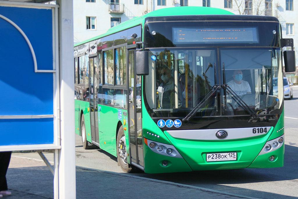 В автобусах и такси Находки проверили соблюдение масочного режима – одной из мер противодействия распространению коронавирусной инфекции