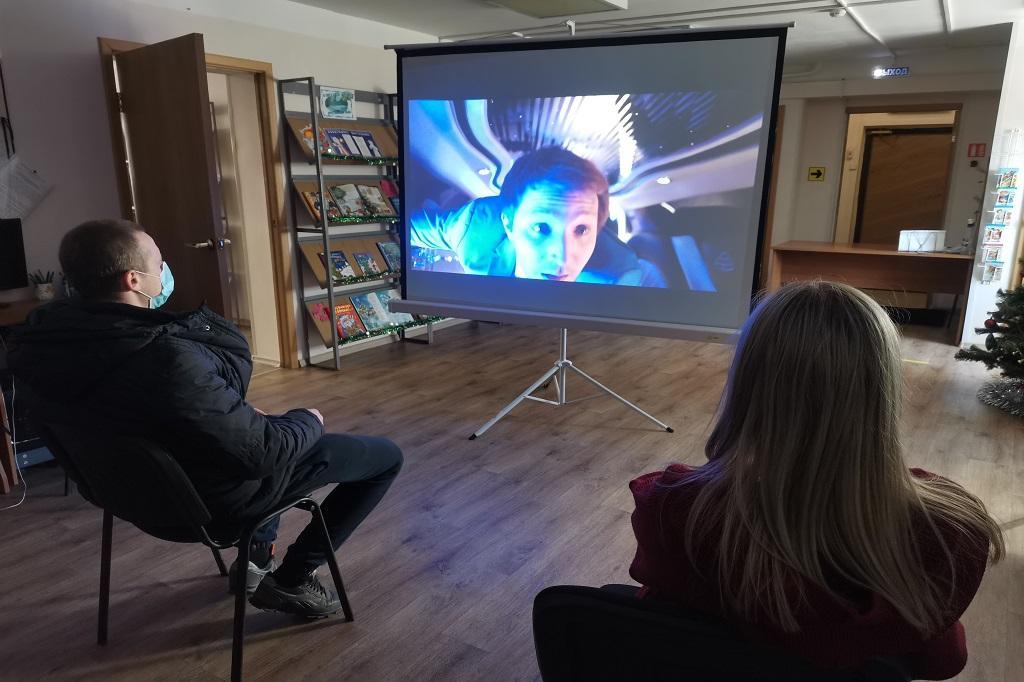 Библиотеки познакомили жителей Находки с лучшими короткометражными фильмами