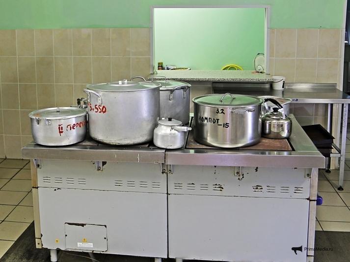 Десять детей госпитализированы с отравлением в гостинице в Приморье