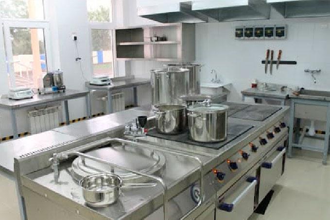 Благотворительный фонд «Находка» обновил пищеблок городской коррекционной школы
