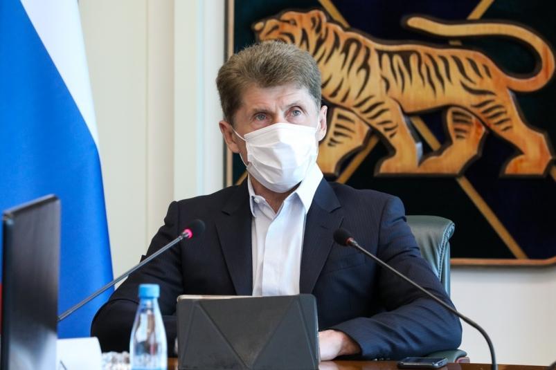 Олег Кожемяко рассказал о плюсах самоизоляции на площадке