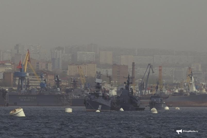 В Приморье день ВМФ пройдет без зрителей из-за коронавирусных ограничений