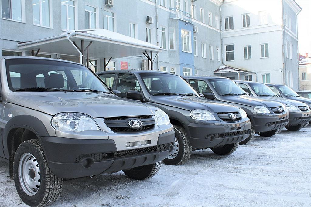 Фонд «Атмосфера» приобрел новые автомобили для Находкинской городской больницы