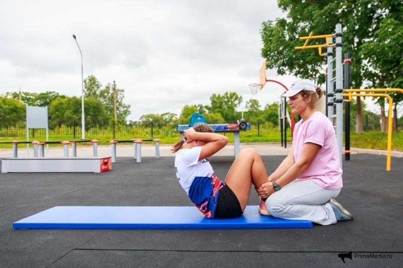 Здоровый образ жизни становится в Приморье популярным хобби