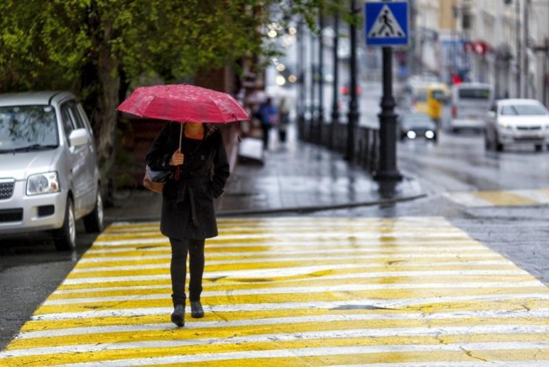 Дождь во Владивостоке будет идти всю ночь - синоптики