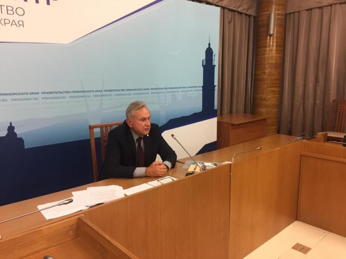 Александр Курочкин: Борьба с коррупцией помогает социально-экономическому развитию края