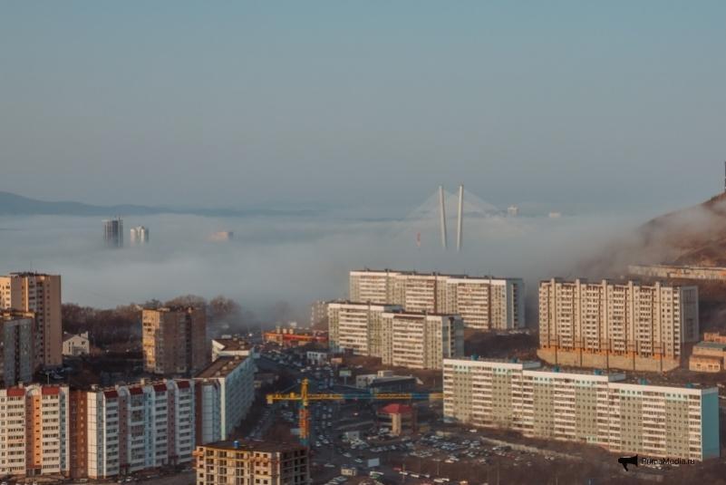 На предстоящих выходных в некоторых районах Приморья потеплеет до +18 °С