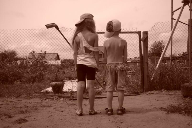 В Приморье малоимущим семьям с детьми помогают справиться с трудностями