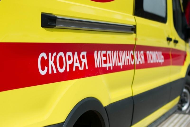 Скорая помощь увезла троих пострадавших на пожаре в Приморье