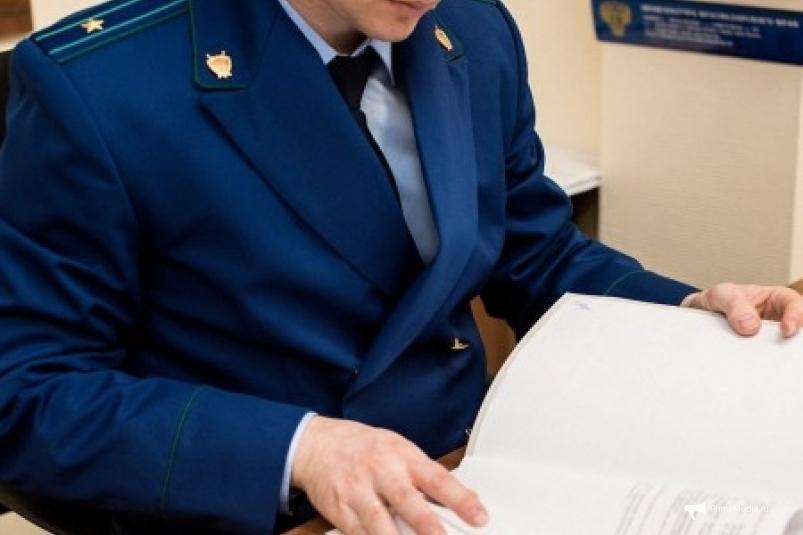 Силовики крепко взялись за директора крупной компании в Приморье
