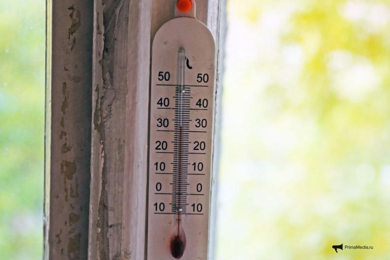 Во Владивостоке установили новый температурный рекорд