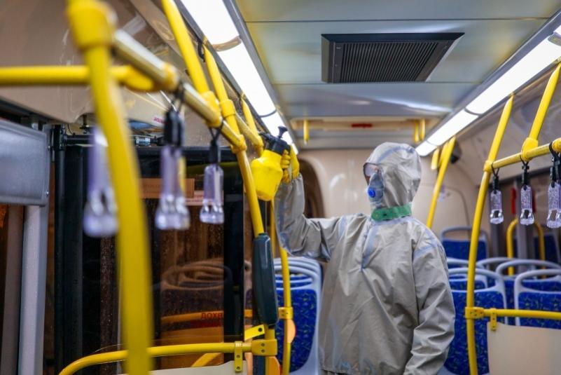 Уссурийских перевозчиков накажут за нарушение противоэпидемических правил