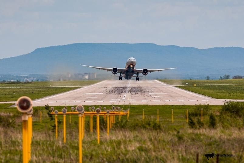 Полёты из Владивостока на турецкий курорт Анталья начнутся 4 июля