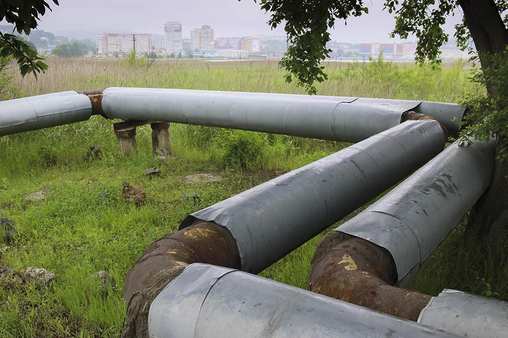 Магистральный трубопровод, снабжающий теплом микрорайон от МЖК до Озёрного бульвара, заменят в Находке