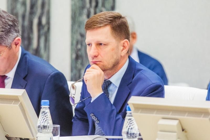 Губернатор Хабаровского края Сергей Фургал задержан по делу об организации убийств