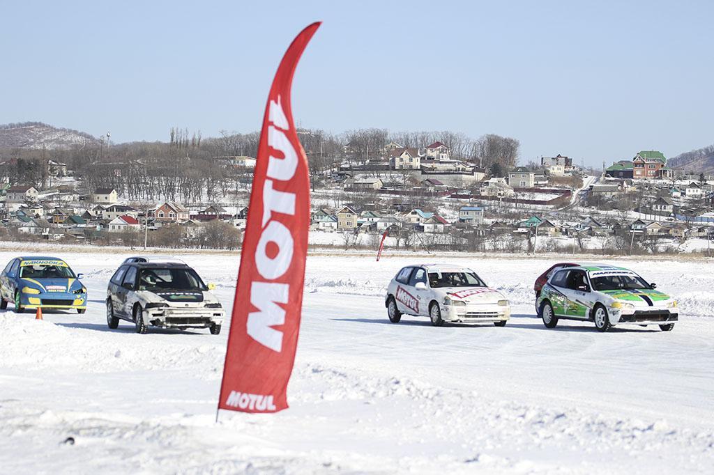 Ледовое автошоу состоится на озере Лебяжьем