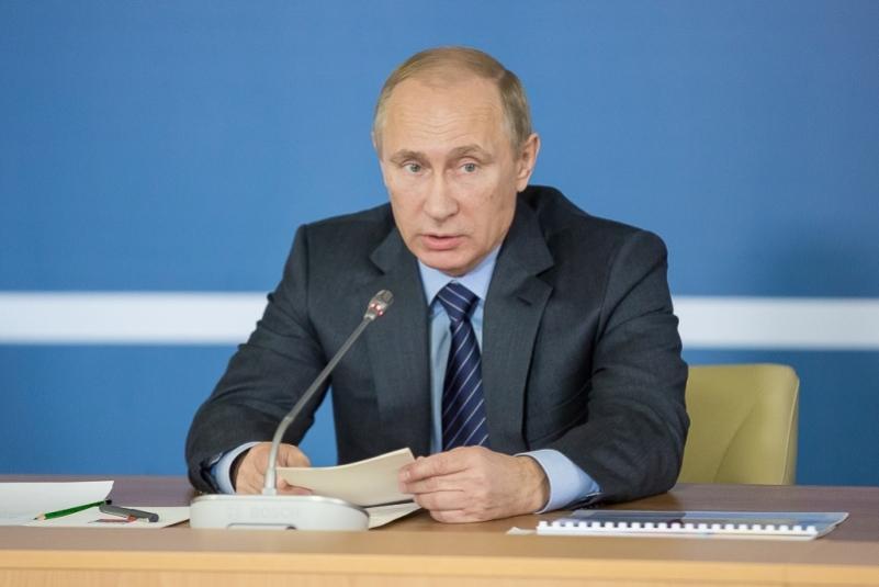 Путин поручил проводить мониторинг строительства и реконструкции соцобъектов в ДФО