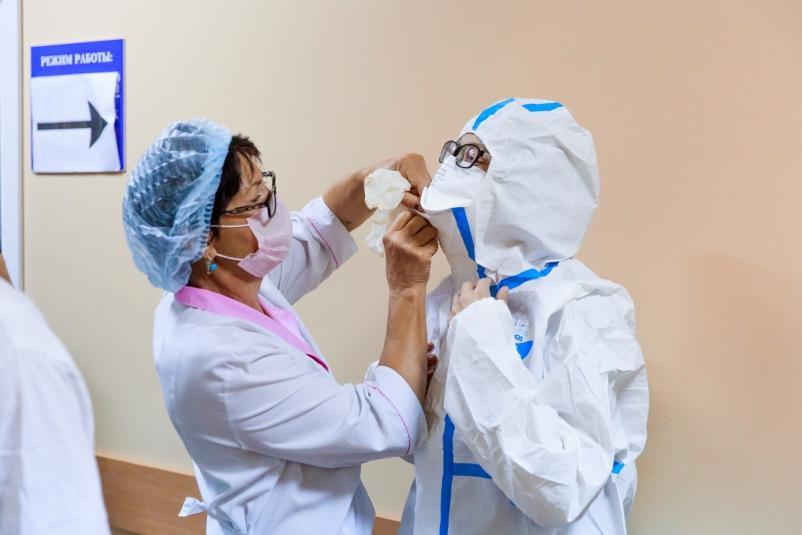 Выздоровевших в 2,5 раза больше заболевших: COVID-статистика Приморья на 8 июля