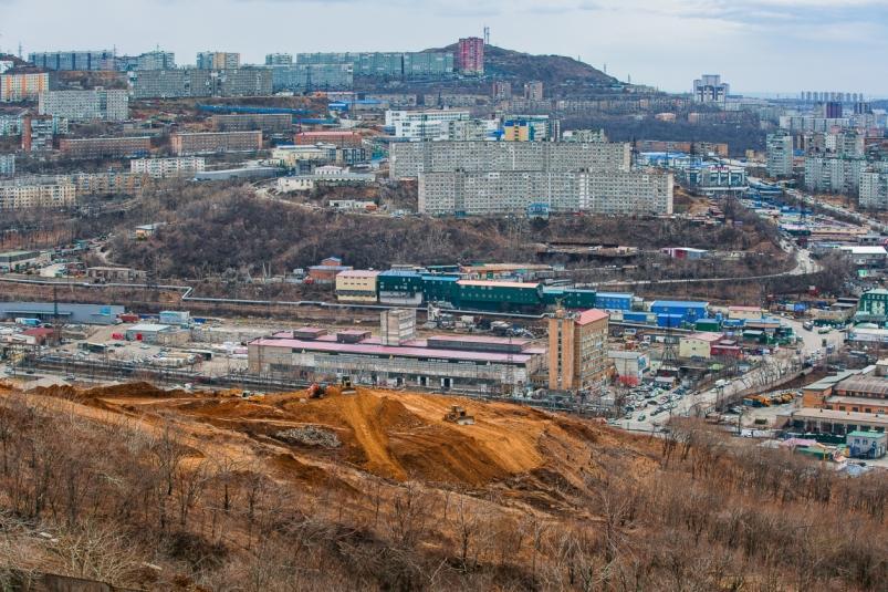 Сопку Холодильник застроят многоэтажками: историки и жители Владивостока в шоке