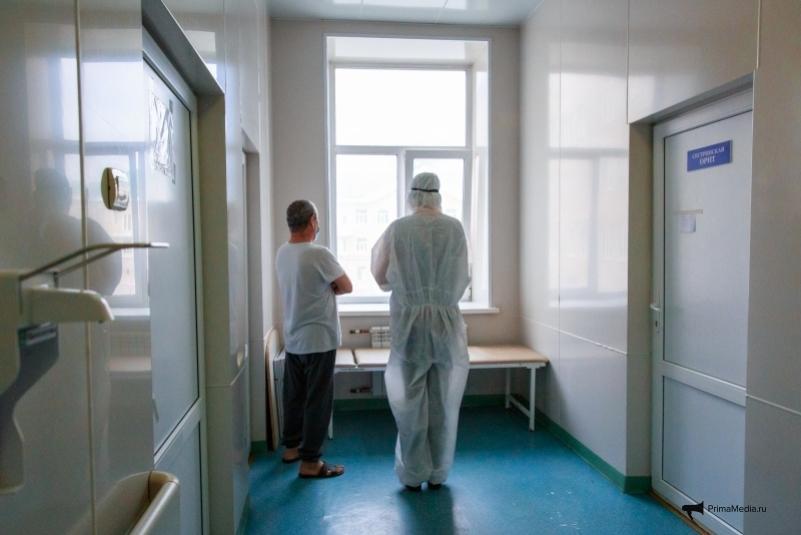 Еще 218 новых случаев: COVID-статистика на 26 января в Приморье
