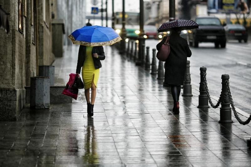 Дожди зарядили: синоптики дали прогноз на ближайшие дни и выходные в Приморье