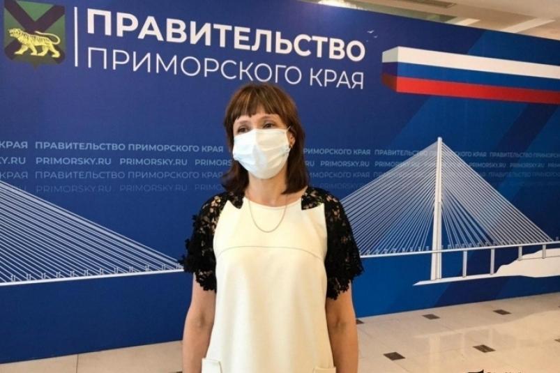 Анастасия Худченко: К 1 сентября 60% населения Приморья должны получить одну дозу вакцины