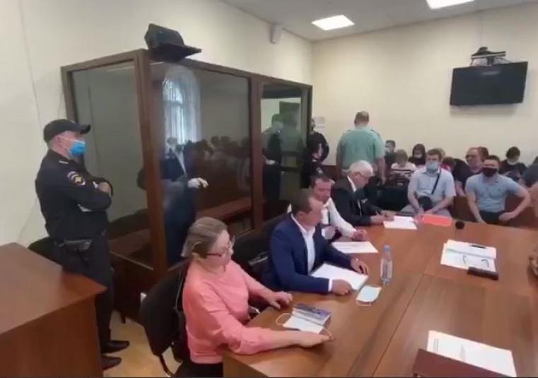 Суд арестовал хабаровского губернатора до 9 сентября