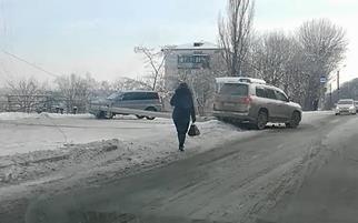ДТП в районе Пограничной