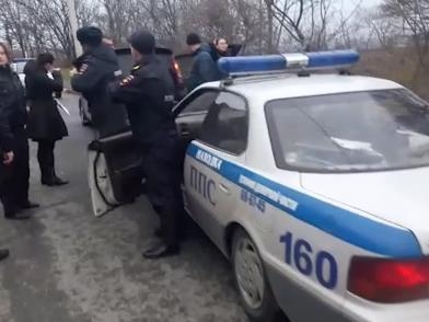 Полицейские вернули жителю Приморья похищенный автомобиль