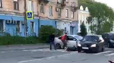 ДТП на ул. Гагарина