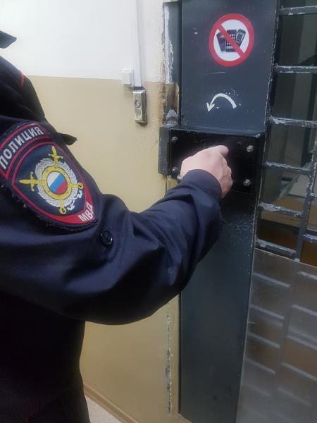 Полицейские в ходе операции «Розыск» задержали жителя Находки, уклонявшегося от уплаты алиментов